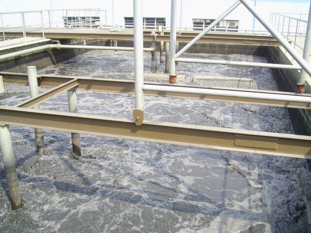 Giá thể vi sinh Biochip chỉ cần thả trực tiếp vào bể nước thải cần xử lý