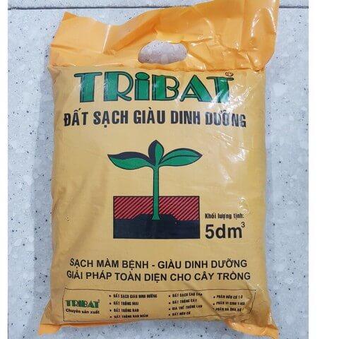 Đất sạch Tribat là đất chuyên dùng trồng hoa hồng cho hiệu quả cao