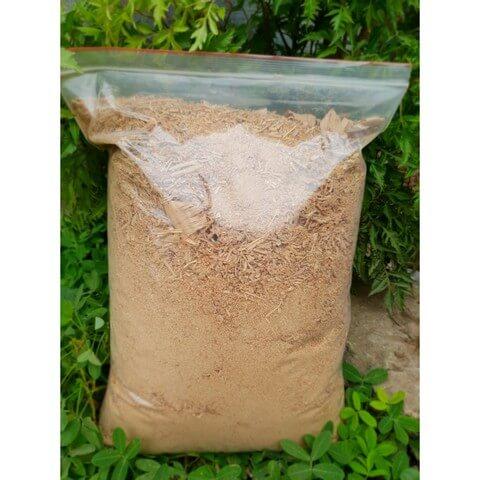 Sản phẩm mùn cưa dăm bào thô có bán sẵn trên thị trường