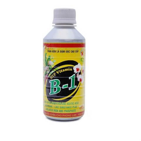 Phân bón lá HVP vitamin B1 là sản phẩm chuyên dùng cho hoa lan