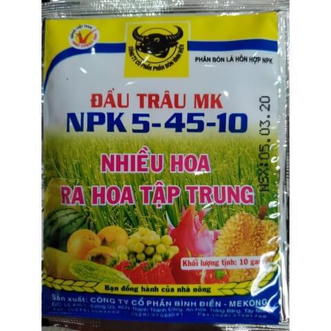 Phân bón lá Đầu Trâu là sản phẩm có thương hiệu tại Việt Nam