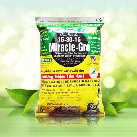 Phân bón lá Miracle – Gro chuyên dùng cho lúa và cây lương thực