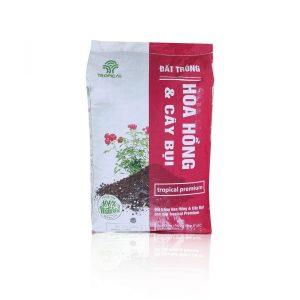 Đất trồng hoa hồng và cây bụi Tropical Premium 1
