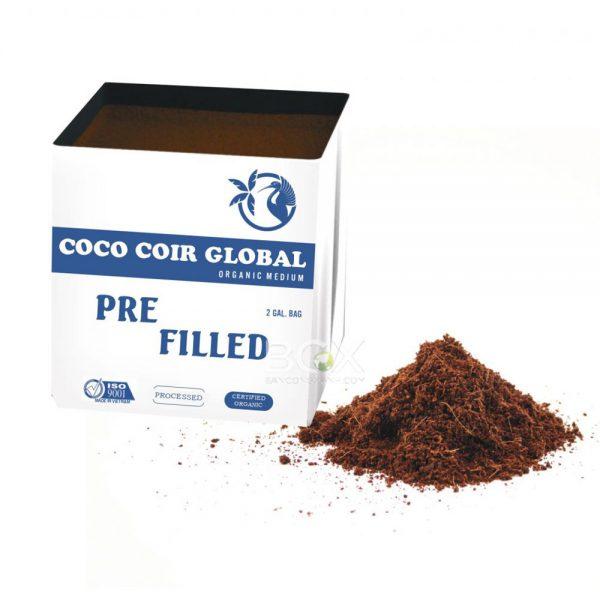 Túi trồng cây tiện lợi xơ dừa coco coir global