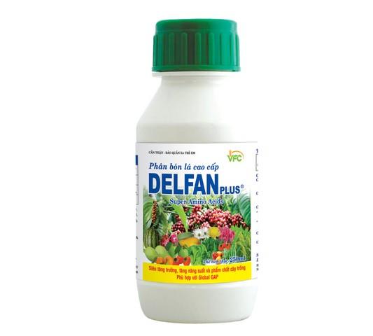 Phân bón lá Delfan đang là sản phẩm được bà con Tây Nguyên ưa chuộng
