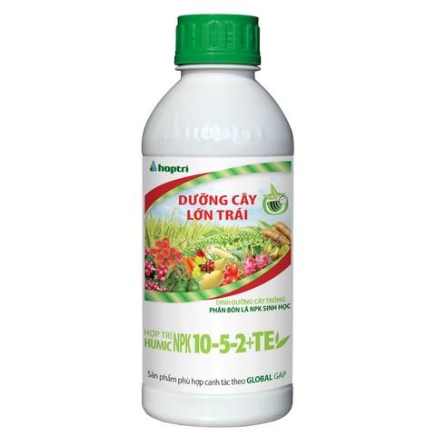 Phân bón lá Humic Hợp Trí 10 – 5 – 2 chứa nguồn dinh dưỡng dồi dào