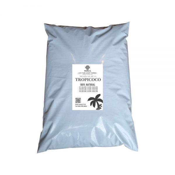 Giá thể xơ dừa tropicoco bịch 5 lít