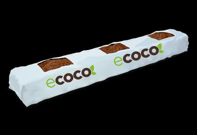 Grow bag túi đựng xơ dừa trộn sẵn cho nhà kính thủy canh