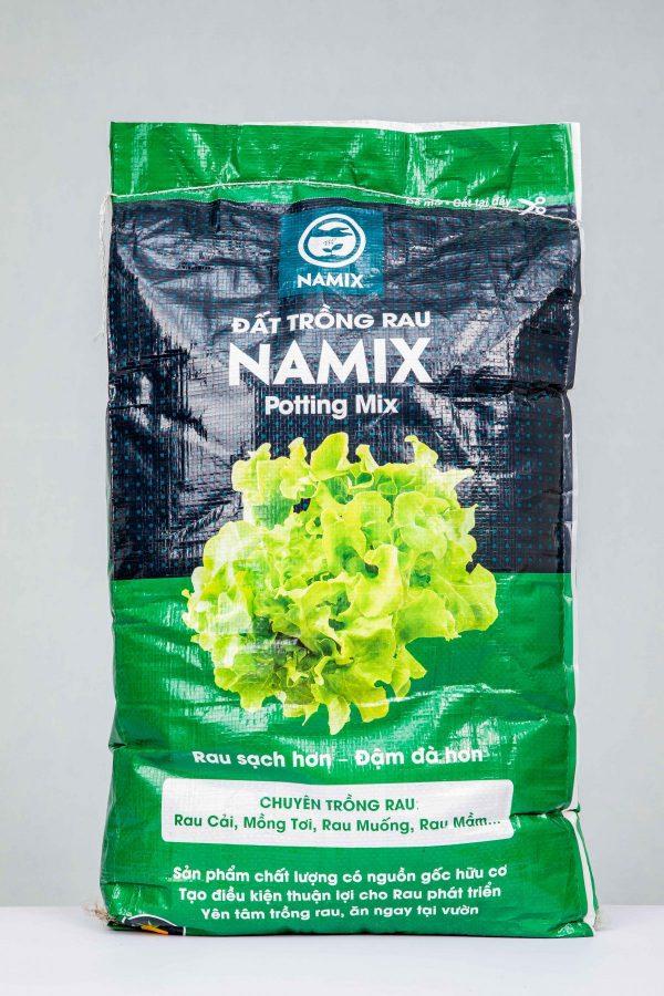 Đất sạch trồng rau cao cấp Potting Mix Namix